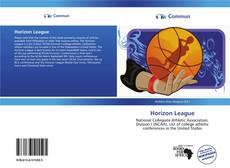 Bookcover of Horizon League