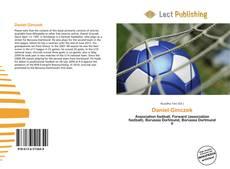 Buchcover von Daniel Ginczek