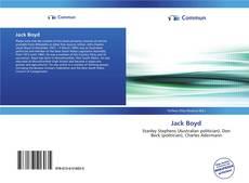 Jack Boyd kitap kapağı