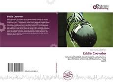 Eddie Crowder kitap kapağı