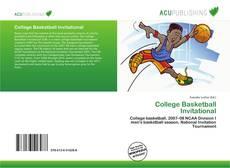 Bookcover of College Basketball Invitational