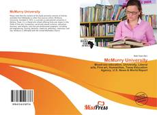 Bookcover of McMurry University