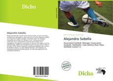 Bookcover of Alejandro Sabella