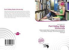 Portada del libro de Fort Valley State University