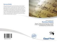 Bookcover of Karima Kibble