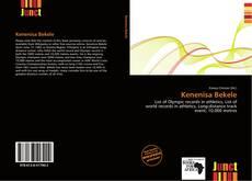 Bookcover of Kenenisa Bekele