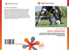 Javier Sanguinetti的封面