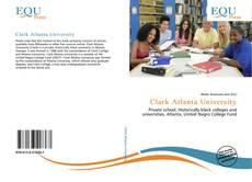 Bookcover of Clark Atlanta University