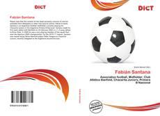 Bookcover of Fabián Santana