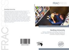 Bookcover of Harding University