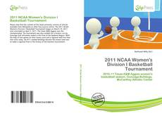 Обложка 2011 NCAA Women's Division I Basketball Tournament