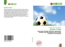 Bookcover of Duško Tošić