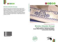 Couverture de Breslov (Hasidic Group)