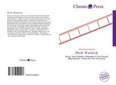 Borítókép a  Dick Warlock - hoz