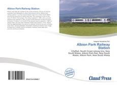 Capa do livro de Albion Park Railway Station