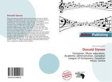 Bookcover of Donald Steven