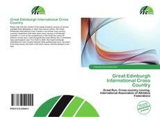 Bookcover of Great Edinburgh International Cross Country