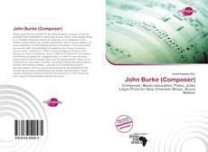 Portada del libro de John Burke (Composer)