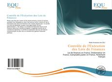 Bookcover of Contrôle de l'Exécution des Lois de Finances