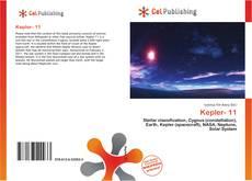 Kepler- 11的封面