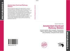 Buchcover von Amsterdam Centraal Railway Station