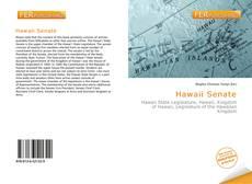 Bookcover of Hawaii Senate