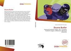 Bookcover of Duane Butler