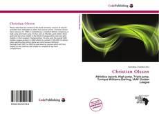 Bookcover of Christian Olsson