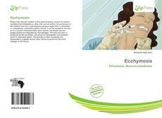 Ecchymosis kitap kapağı