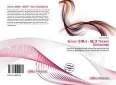 Couverture de Union SNUI - SUD Trésor Solidaires
