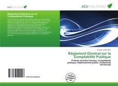 Buchcover von Règlement Général sur la Comptabilité Publique