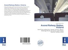 Bookcover of Avenel Railway Station, Victoria