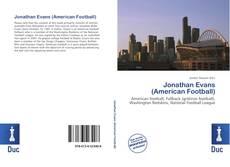 Copertina di Jonathan Evans (American Football)