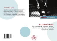 Bookcover of Ali Abdullah Saleh