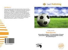 Halil Savran kitap kapağı