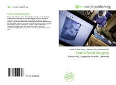 Bookcover of Craniofacial Surgery