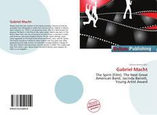 Portada del libro de Gabriel Macht