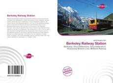 Portada del libro de Berkeley Railway Station