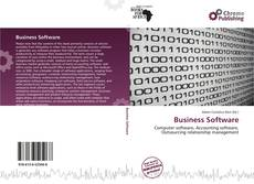 Capa do livro de Business Software