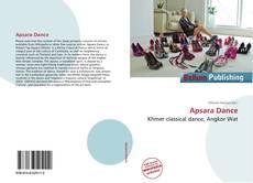 Capa do livro de Apsara Dance