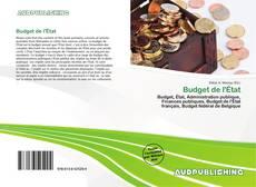 Bookcover of Budget de l'État