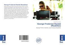 Buchcover von George Frederick Handel (Roubiliac)