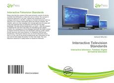 Bookcover of Interactive Television Standards