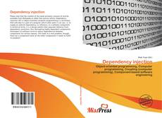 Bookcover of Dependency injection