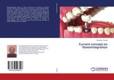 Couverture de Current concept on Osseointegration