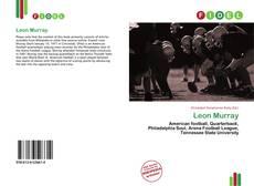 Bookcover of Leon Murray