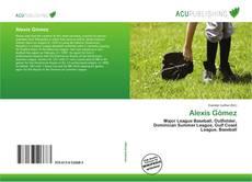 Capa do livro de Alexis Gómez
