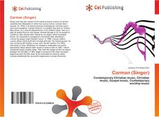 Bookcover of Carman (Singer)