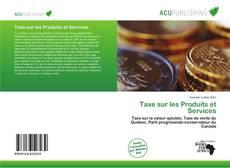 Taxe sur les Produits et Services的封面