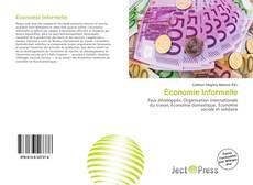 Portada del libro de Économie Informelle